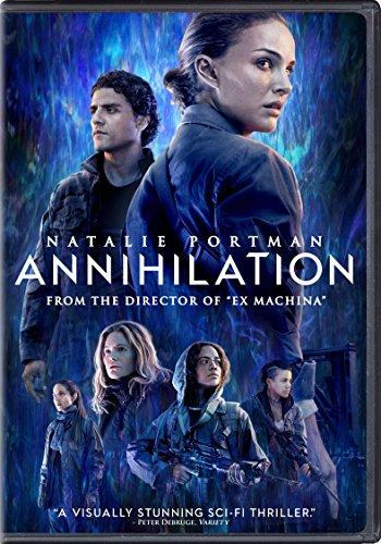 ANNIHILATION - ANNIHILATION (1 DVD)