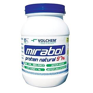 Volchem Mirabol Protein Natural 97%, 750 grammi - 51bwz8DCwdL. SS315