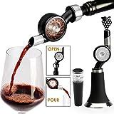 yobansa aireador de vino Pourer, aireador de vino decantador