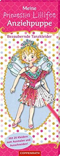 Meine Prinzessin-Lillifee-Anziehpuppe. Bezaubernde Tanzkleider