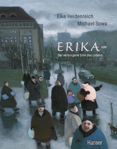 Buchseite und Rezensionen zu 'Erika' von Michael Sowa