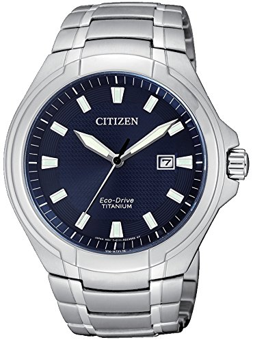 Armbanduhr Citizen SUPER TITANIUM