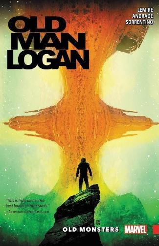 Wolverine: Old Man Logan Vol. 4 - Old Monsters por Jeff Lemire