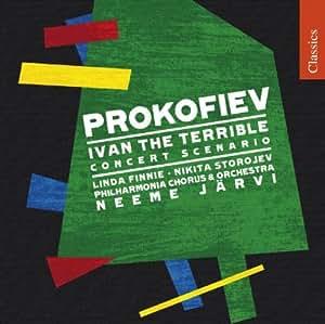 Prokofieff: Iwan der Schreckliche - Konzertfassung