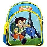 #10: Chhota Bheem Polyester 10 cms Blue Children's Luggage (GGSCB-CB33A)