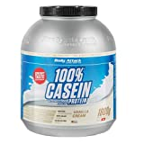 Body Attack 100% Casein Protein 2 x 1,8kg Dose 2er Pack Chocolate Cream