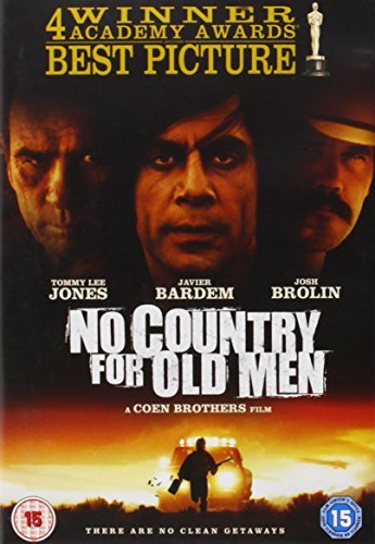 No Country For Old Men [Blu-ray] [2007] [Region Free]