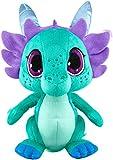 Fisher-Price Nickelodeon Shimmer & Shine Zahramay Friends Nazboo, Peluche Plys Bamse - Nazboo, Felpa dragón 23 cm.