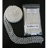 5m Kaliber 10 Bratennetz / Rollbratennetz / Räuchernetz für Einfüllrohr mit einem Durchmesser von ca. 70 mm