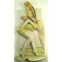 Garry weiß Wandschild–Lightfoot Fairy–signiert preisvergleich bei billige-tabletten.eu