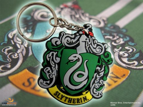 Porte-clefs Serpentard - Harry Potter
