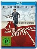 BD * Der unsichtbare Dritte [Blu-ray] [Import allemand]