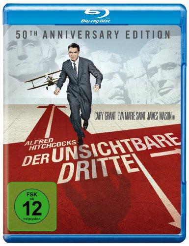 Bild von Der unsichtbare Dritte [Blu-ray]