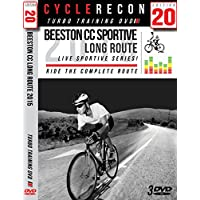 CR20: Beeston CC Peak District Sportive - Turbo Training DVD - Full Route