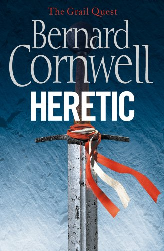 Heretic (The Grail Quest, Book 3) (English Edition) por Bernard Cornwell