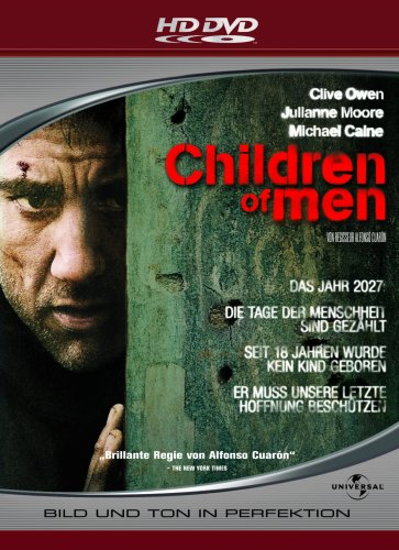 Children of Men [HD DVD]