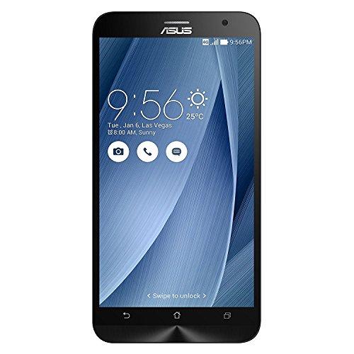 (CERTIFIED REFURBISHED) Asus Zenfone 2 ZE551ML (Silver, 16GB)
