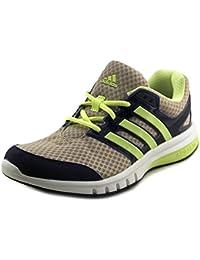 reputable site b8b8d a40db Adidas Galaxy Elite Midnight IndigoArgilla Browncongelato Giallo Sneaker 5  B (m
