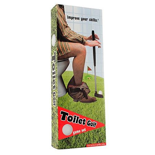 Potty Putter - WC Golf-Spiel (Wc-golf-spiel)