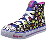 Skechers Girls' Shuffles-Chat Time Trainers