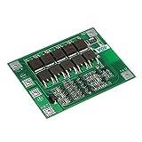 MYAMIA 3Stk 3S 12.6 V 40A Li-Ion Lithium Batterieschutz Board Auto Recovery 18650 Ladegerät