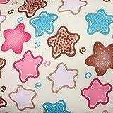 Baby Stillkissen 170 lang XL Seitenschläferkissen Lagerungskissen Sternchen groß Des 62342 - 3