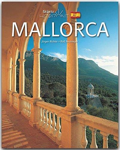 Horizont MALLORCA - 160 Seiten Bildband mit über 270 Bildern - STÜRTZ Verlag