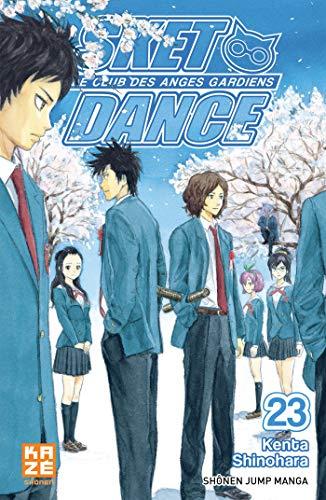 Sket Dance - Le club des anges gardiens