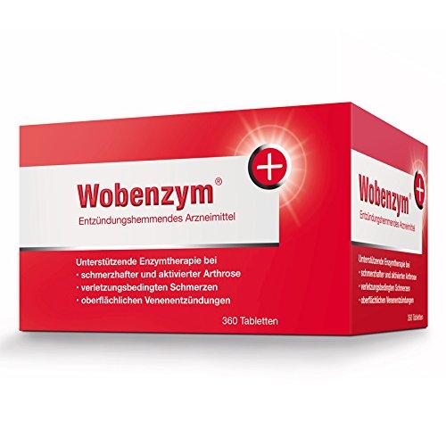 Wobenzym, 360 St. Tabletten