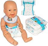 Einwegwindeln für Babys