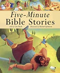 The Lion Book of Five-Minute Bible Stories by Lois Rock (2004-06-18)