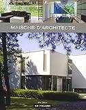 Maisons d'architecte