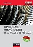 Image de Traitements et revêtements de surface des métaux - NP (Technique et