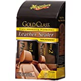 Meguiar's G3800 Gold Class Leather Sealer Treatment