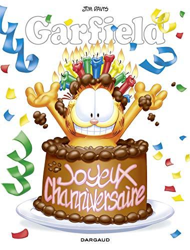 Garfield Hors-série - Joyeux Channiversaire ! par Jim Davis