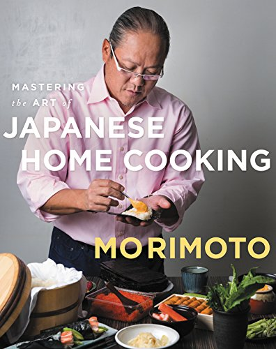 Mastering the art of japanese home cooking por Masaharu Morimoto