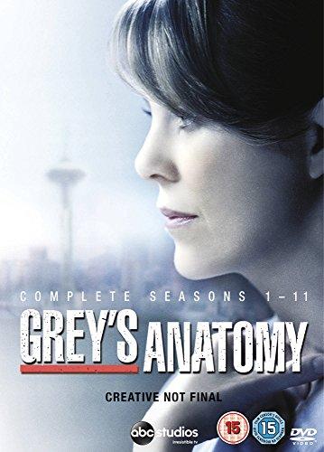 Grey's Anatomy - Series 1-11