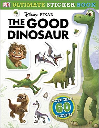 The Good Dinosaur (Dk- Ultimate Sticker Book)