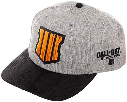 Call of Duty: Black Ops 4 - Logo - Cap | Offizielles Merchandise (Games Sledgehammer)