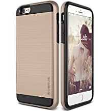 """iPhone 6s Funda, VERUS Verge [Color Oro] Shine Gold - Para Apple iPhone 6 / iPhone 6s 4.7"""""""