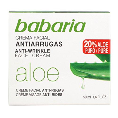 babaria Aloe Vera Antifaltencreme 50 ml