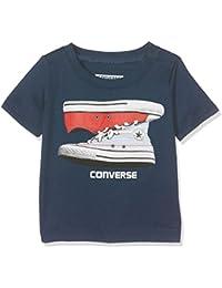 Converse CNV6496S-U4U, Camiseta Para Bebés