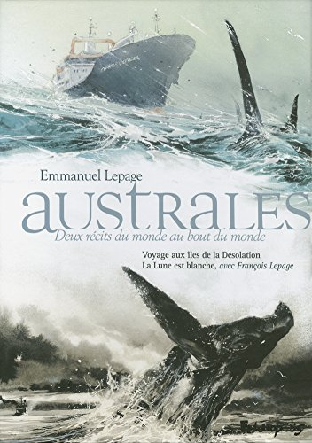 Coffret Lepage australes. 2 volumes