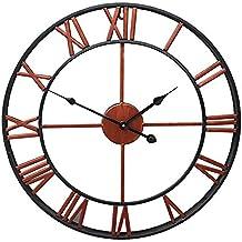 Horloge cuivre - Horloge murale cuivre ...