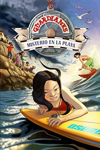 Guardianes 2. Misterio en la playa por Marta Fernandez Ranada