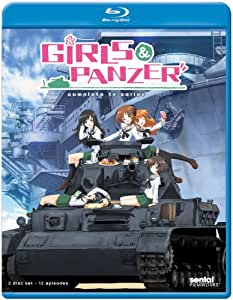 Girls Und Panzer: TV Collection [Blu-ray] [Import anglais]