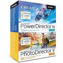 CyberLink PowerDirector 16 Ultra & PhotoDirector 9 Ultra Duo