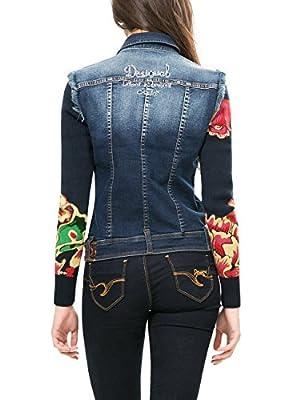 Desigual Women's Chaq_Ceci Jacket