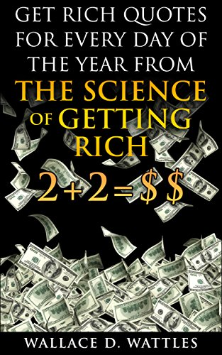 get rich quotes for every day of the year from the science of
