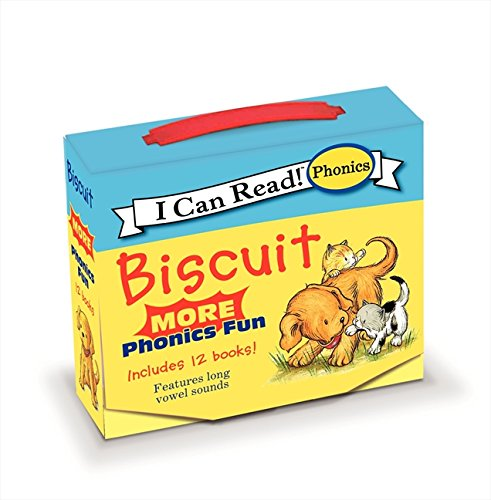 Biscuit: More Phonics Fun (I Can Read! Phonics)